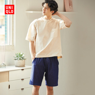 UNIQLO 优衣库 434988 男士短裤