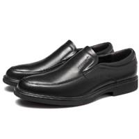AOKANG 奥康 男士商务休闲鞋 F03111002 黑色 38