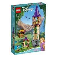 LEGO 乐高 迪士尼公主系列 43187 长发公主的紫顶塔