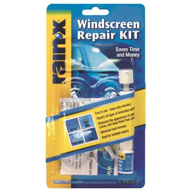 Rain-X 600001 挡风玻璃修复套件 一包装