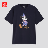 UNIQLO 优衣库 迪士尼合作系列 438084 男女款印花T恤