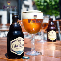 Maredsous 马里斯 10号 精酿啤酒 330ml*6瓶
