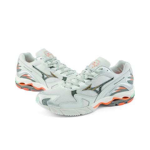 PLUS会员:Mizuno 美津浓 WAVE RIDER 10 D1GA2103 男女款跑步鞋