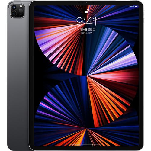 教育优惠 : Apple 苹果 iPad Pro 2021款 12.9英寸平板电脑 128GB WiFi版+ AirPods 2代无线耳机