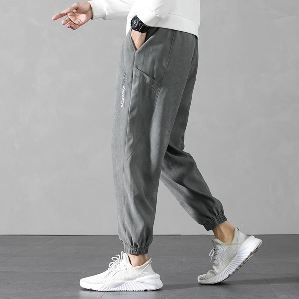 GLM AXR202909 男士休闲裤