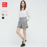 UNIQLO 优衣库 439135 女士短裤
