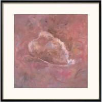 Ben Art Gallery 本艺术空间 孙岩原创油画《云》60×60cm  卧室客厅走廊办公室空间装饰画 现代简约画作