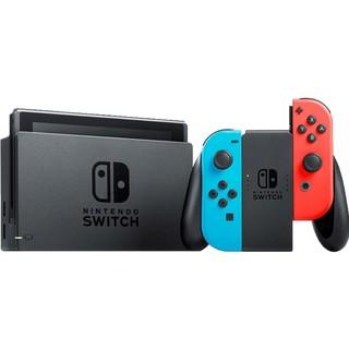 【薇娅推荐】Nintendo任天堂多模式便携游戏机掌机Switch单机标配续航升级日版