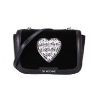 LOVE MOSCHINO JC4122PP1BLT1 水晶单肩包