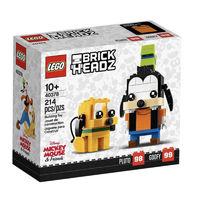 LEGO 乐高 方头仔系列 40378 高飞与布鲁托