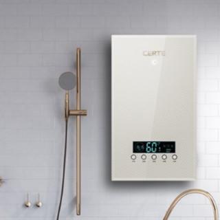 Changerte 昌尔特 GL7-85 即热式电热水器 8500W 金色