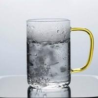 FUGUANG 富光 耐热透明玻璃杯 400ml