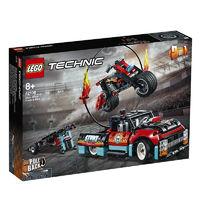 LEGO 乐高 机械组系列 42106 特技表演卡车和摩托车