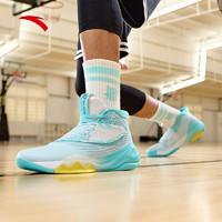 ANTA 安踏 KT6碳板篮球鞋男汤普森夏季透气男鞋运动鞋112131101