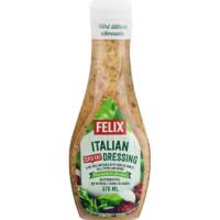 周三购食惠:FELIX 菲力斯 意式沙拉酱  370ml*2瓶