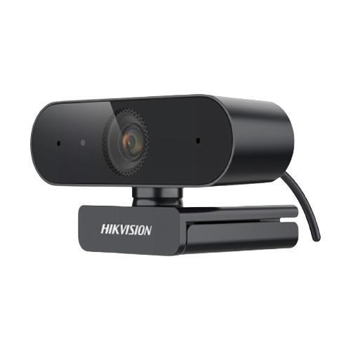HIKVISION 海康威视 E12a 1080P电脑摄像头 200万像素 黑色