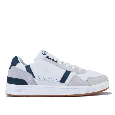 LACOSTE 拉科斯特 T-Clip 120 男士复古休闲鞋
