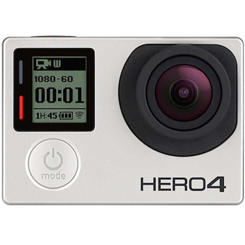 GoPro HERO4 Silver 运动相机