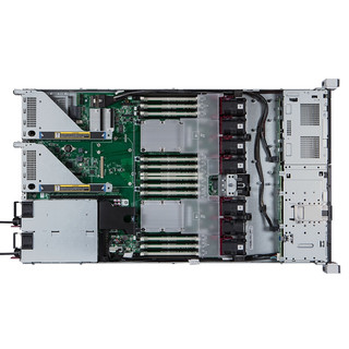 H3C 新华三 R4700 G3 机架式 服务器(1 芯至强铜牌 3204、6核、24个内存插槽、32GB 内存、3个600GB HDD、单千兆网络接口、550W 电源)
