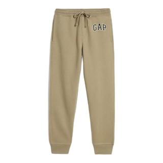 Gap 盖璞 男女款休闲长裤 618882 卡其色 XL