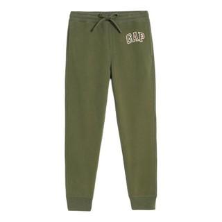 Gap 盖璞 男女款休闲长裤 618882 军绿色 XXL