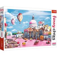 TREFL 10598 威尼斯的糖果 1000片