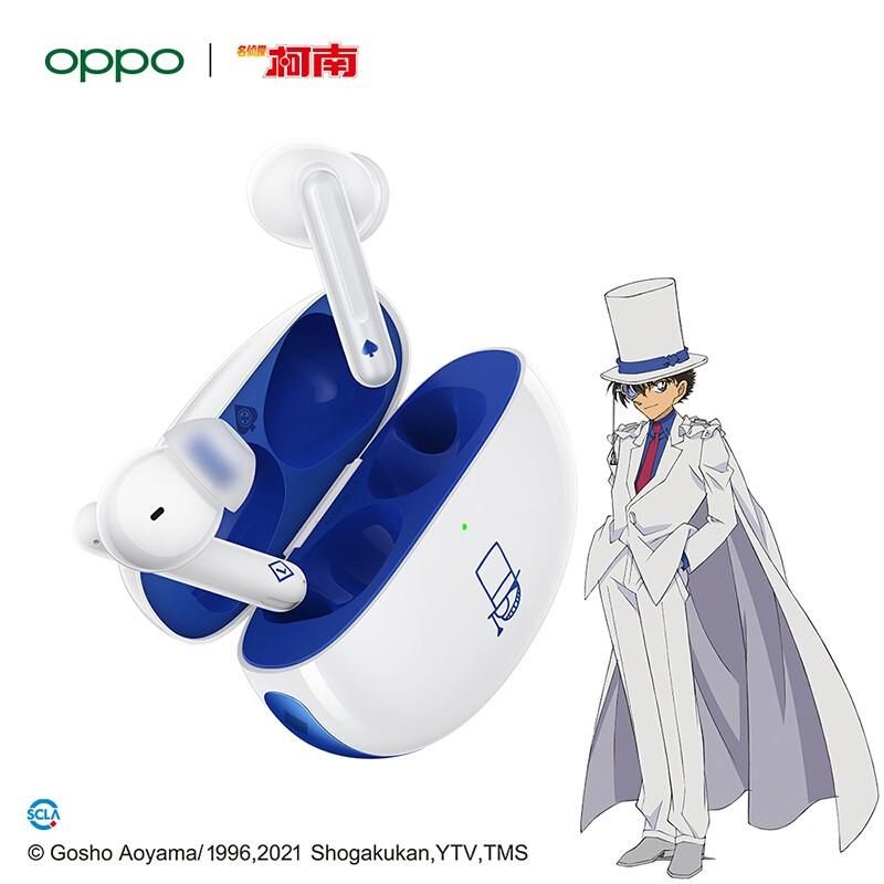 OPPO Enco Free2 真无线降噪耳机 名侦探柯南限定版