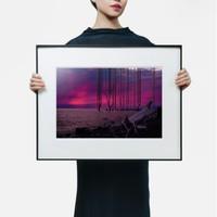 PICA Photo 拾相记 奥斯汀·艾斯普隆 摄影作品《上升11号》33×28cm 收藏级影像工艺 限量50版