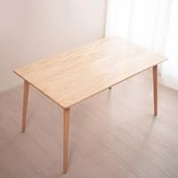 J.ZAO 京东京造 实木单餐桌 1.2m