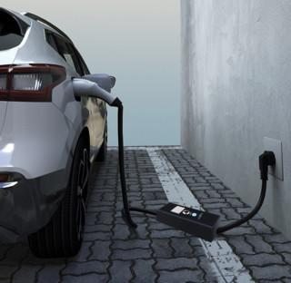 创讯 电动汽车交流电通用充电枪充电线16A/8A