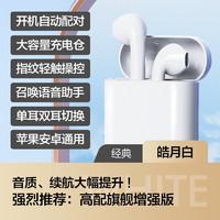 京东PLUS会员 : IPHOX 爱福克斯 蓝牙耳机 双耳带仓+触摸+音效