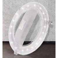 Midea 美的 LED吸顶灯节能光源板 三色调光 24W 20.3*3cm