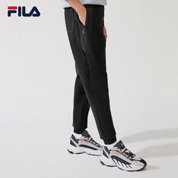 FILA 斐乐 F11M018611FBK 男款运动休闲裤