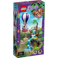 LEGO 乐高 好朋友Friends 41423 热气球丛林营救