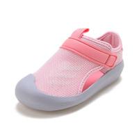 adidas 阿迪达斯 女童魔术贴休闲凉鞋