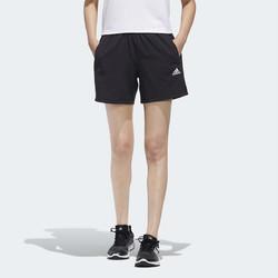 adidas 阿迪达斯 夏季新款阿迪达斯女子梭织短裤时尚休闲裤五分裤运动裤子女装