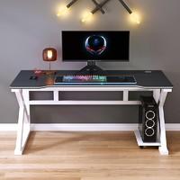 木藝生 酷炫K型 电脑桌 120*60*75cm
