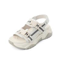 SENDA 森达 V91VSG30DD1BL0  女士运动凉鞋