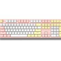 GANSS 迦斯 HELLO GANSS HS 108T 三模机械键盘 银轴 108键
