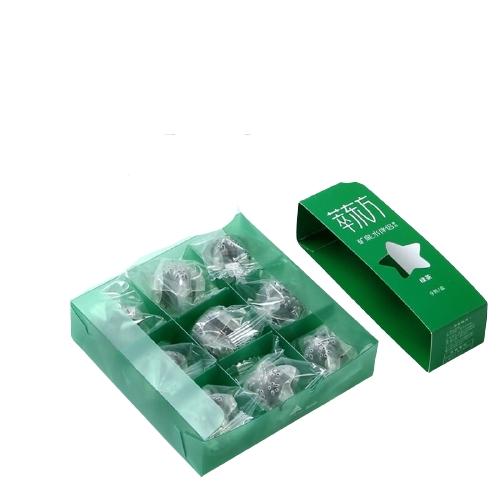 萃东方 矿泉水伴侣绿茶包9颗/盒