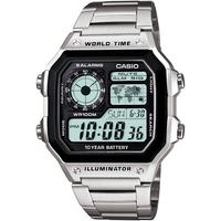 CASIO 卡西欧 AE-1200WHD-1A 男士电子表