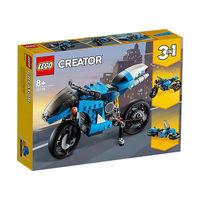 LEGO 乐高 Creator3合1创意百变系列 31114 超级摩托车