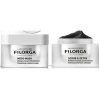 88VIP:FILORGA 菲洛嘉 十全大补极致精华面膜 +黑子酱清洁面膜