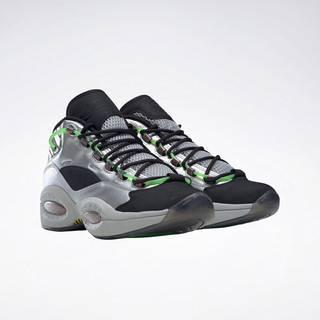 Reebok 锐步 QUESTION MID FW7548 男女中帮篮球鞋