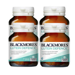 BLACKMORES 澳佳宝 叶黄素 60片*4瓶
