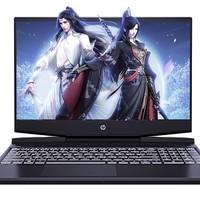 HP 惠普 光影精灵7 白刃 15.6英寸笔记本电脑( i7-11370H、16GB、512GB SSD+1TB、RTX3050)
