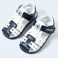 PLUS会员:TARANIS 泰兰尼斯 儿童防滑学步凉鞋