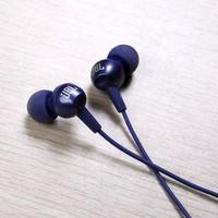 JBL 杰宝 C200SI 入耳式有线耳机