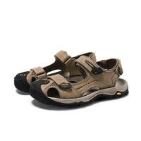 CAMEL 骆驼 W122307812 男士凉鞋