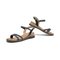 PLUS会员:CAMEL 骆驼 A125046306 女士凉鞋